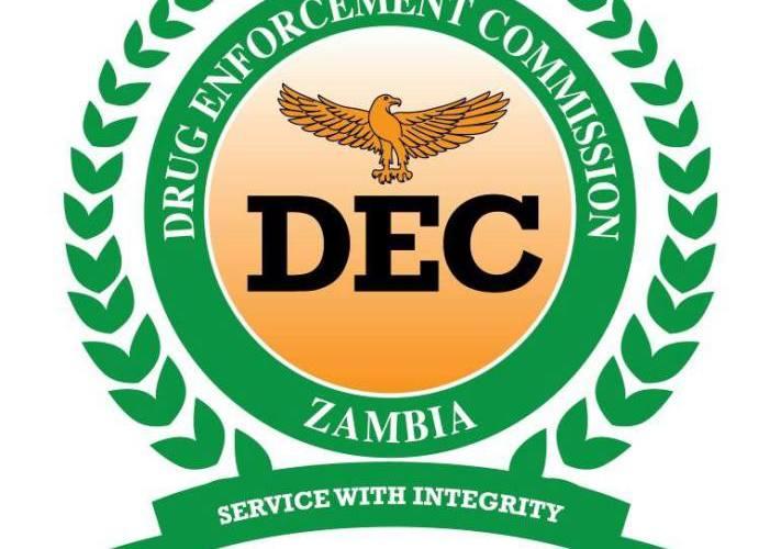 DEC nabs Lusaka woman for drug trafficking