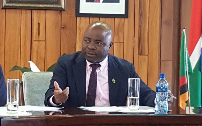 NO SEGREGATION IN THE ENFORCEMENT OF THE LAW- KAMPYONGO