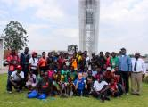 HONEYWOOD'S VISIT UPLIFTS ZAMBIAN BOXING