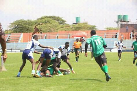 YOUNG RUGGERS PREPS HITS HIGH