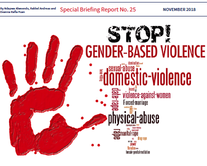 NGO DISAPPOINTED WITH POLICE FOR ADVISE GIVEN TO GBV VICTIM