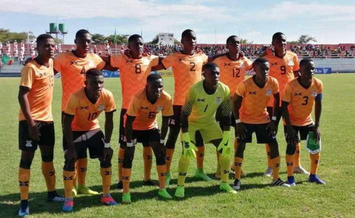 ZAMBIA U-20 THRASH BOTSWANA 5-0 IN COSAFA OPENER
