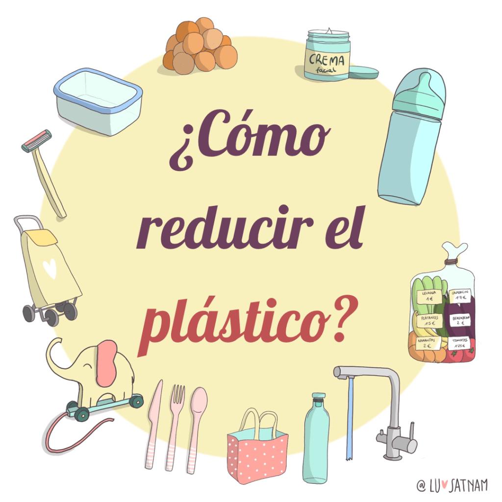 reduce el plastico