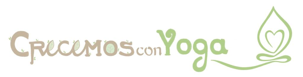 diseño logotipo crecemos con yoga