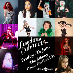 collage of scarlett o'hora, Paulus, Olivia Jannesson, Dinona Pussay, Lolly Jones, Shirley the Middle Aged Siren, Lynn Ruth Miller, Celeste Etoile, Miss Sugar Rush, Victoria Rose & Felina Onyx