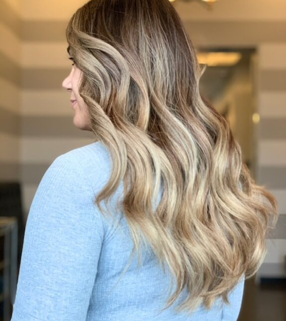 Houston Hair Salon Best Dye Color Stylist Balayage