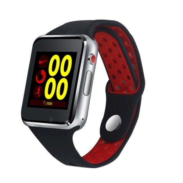 NIYOQUE M3 Smart Watch With Passometer Camera SIM Card Call Bluetooth Smart watch For Huawei Xiaomi Red