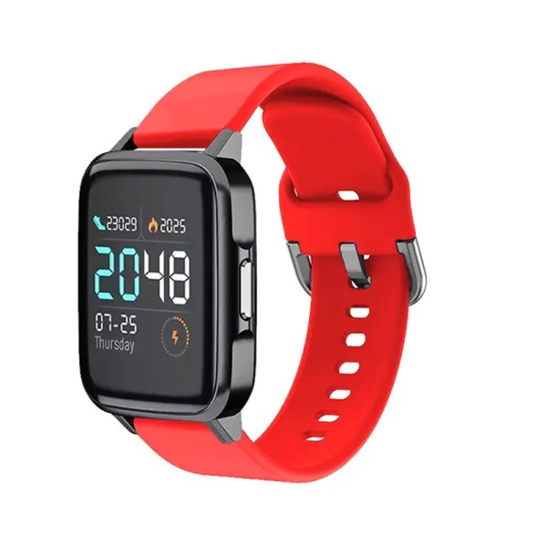 Silicone Strap For Xiaomi Haylou LS01 Smart Watch Band Replacement Wristband Strap 10