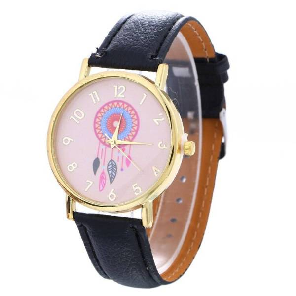 img 8 Dream chaser women s watch Europe and America hot belt ladies watch gold fashion quartz watch