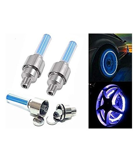 rubian store bicycle car tyre led light with motion sensor 2 pcs