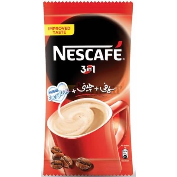 Nestle Nescafe 3 in 1 25gm