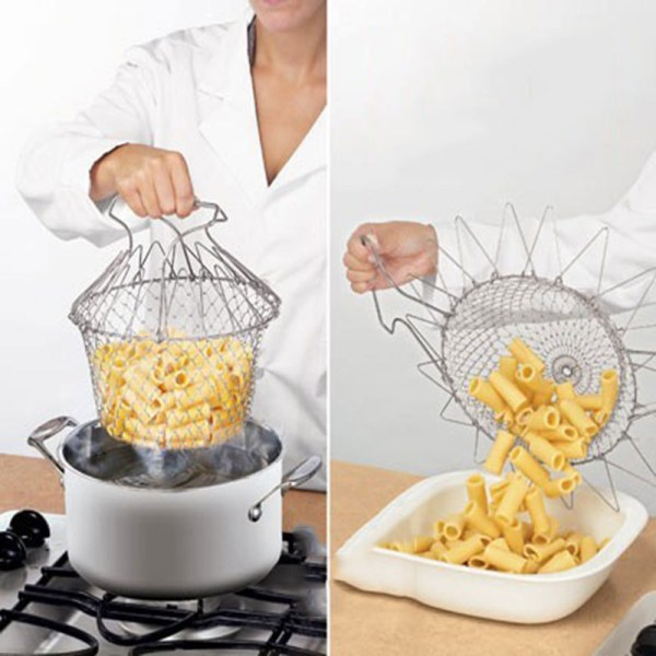 Stainless Steel Kitchen Accessories Tools Foldable Frui 1   Online In Pakistan
