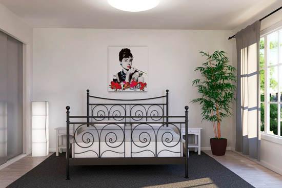 Modern Interior Decorating Ideas, Large Art Prints For