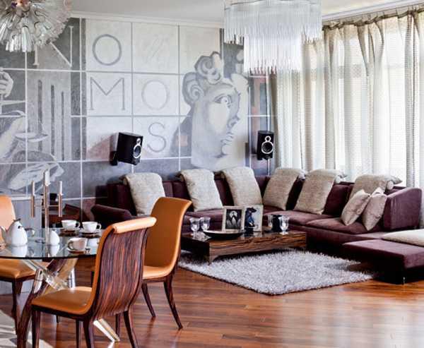 Modern Interior Design Ideas For Male Professional In