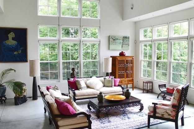 Interior Decorating In Asian Style, Modern Interior Design