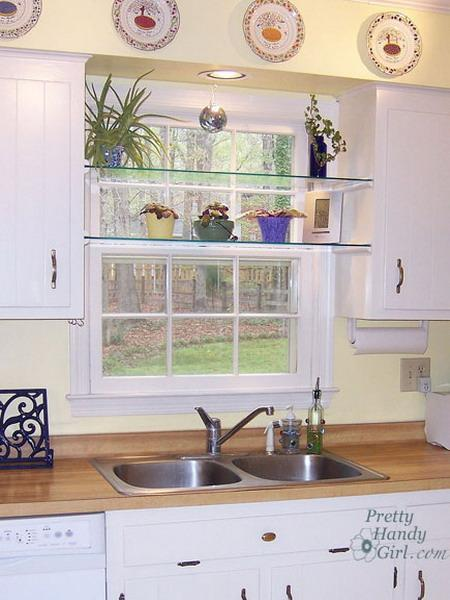 Small Kitchen Window Decor Ideas Novocom Top