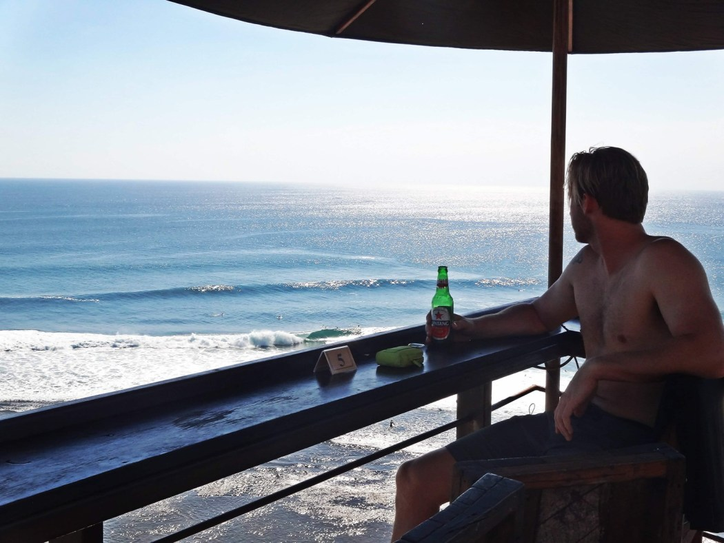 Tips for Surfing Uluwatu