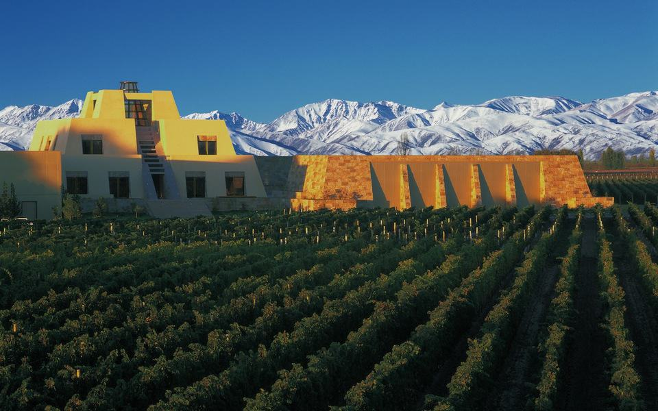 Catena Zapata, Argentina | wineries with a view