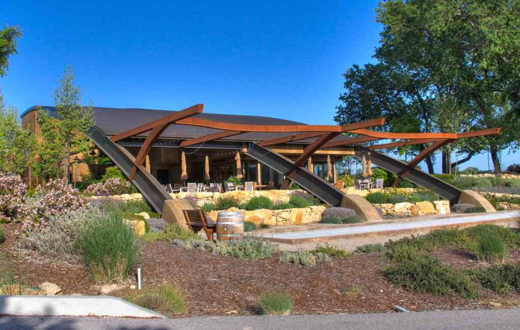 Denner Vineyards, Paso Robles, CA | wineries with a view