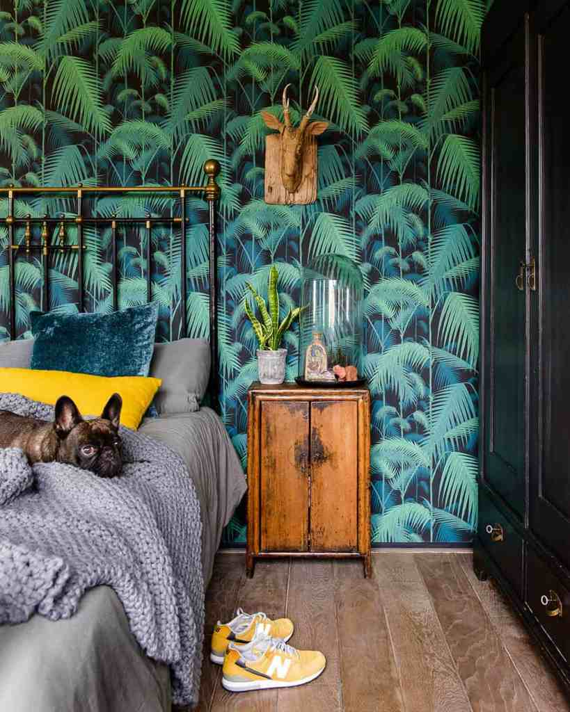 Palm Leaf Wallpaper by Cole & Sons Wallpapers