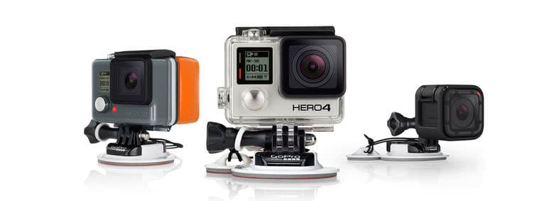 GoPro surfboard mount | The best GoPro mouth mount and accessories for surfing