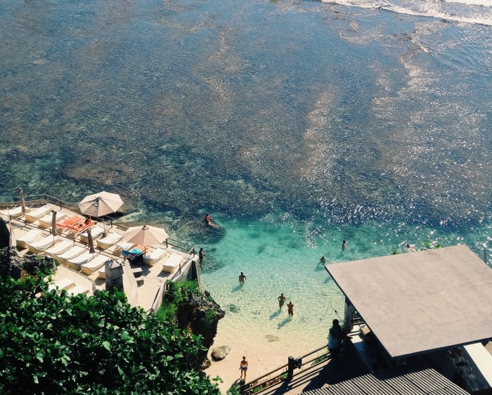Guide to Surfing Bali | Reef at Uluwatu