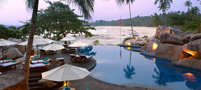 Most Beautiful Pools In The World | Banyan Tree Bintan