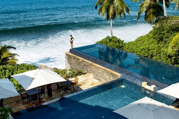 Most Beautiful Pools In The World | Banyan Tree, Seychelles