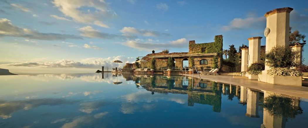 Most Beautiful Pools In The World | Belmond Hotel, Italy