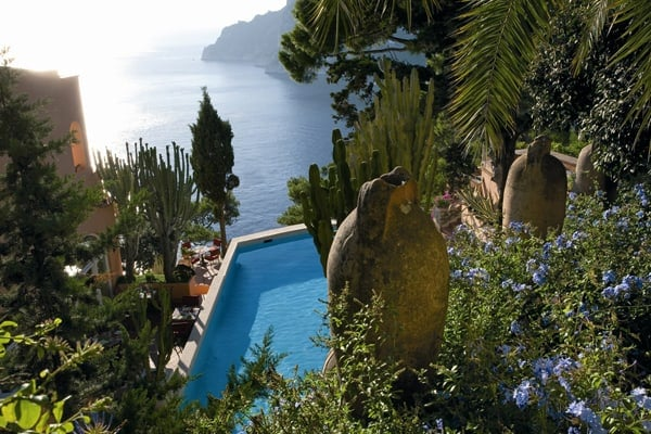 Most Beautiful Pools In The World | Punta Tragara, Italy