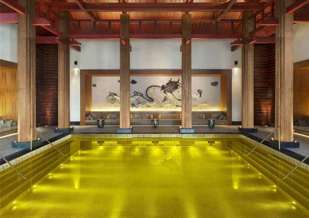 Most Beautiful Pools In The World | St. Regis Lhasa