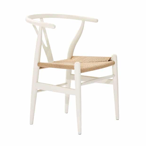 woven chair / beach house style