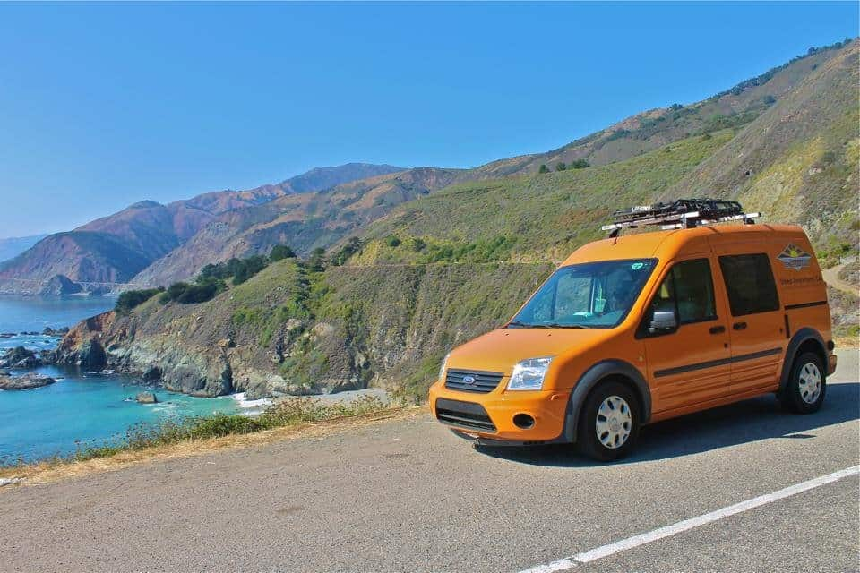 Bongo Buggies / 6 Camper Van Rentals for the Ultimate California Coast Road Trip