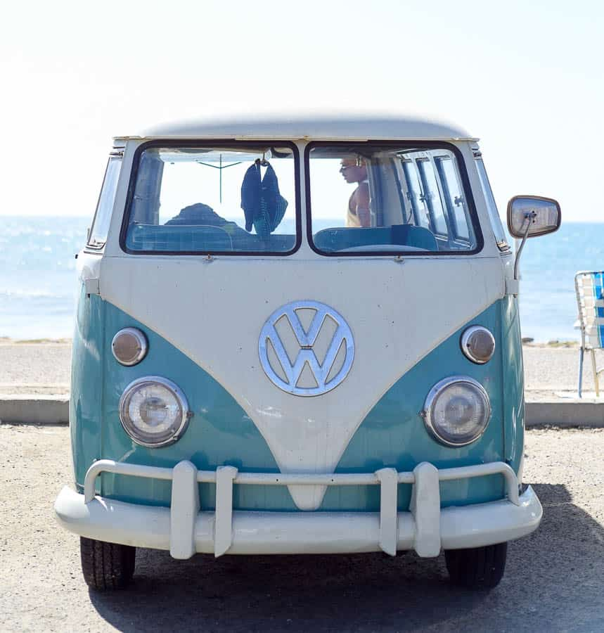 VW Bus / RTW SURF TRIP 02 / FROM ENCINITAS TO SAN FRANCISCO
