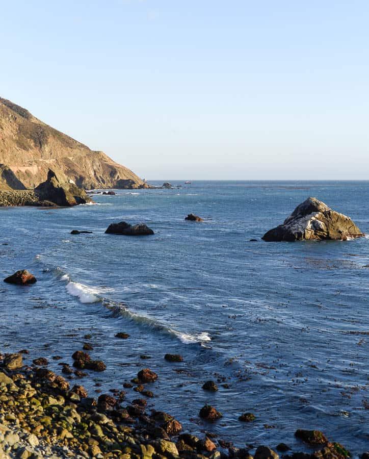 Big Sur / RTW SURF TRIP 02 / FROM ENCINITAS TO SAN FRANCISCO