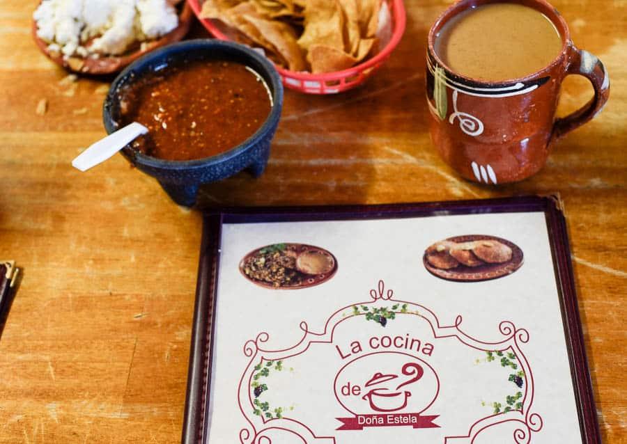 Cocina de Dona Esthela / Guadalupe Valley, Mexico / 24 Hours in Baja's Wine Country