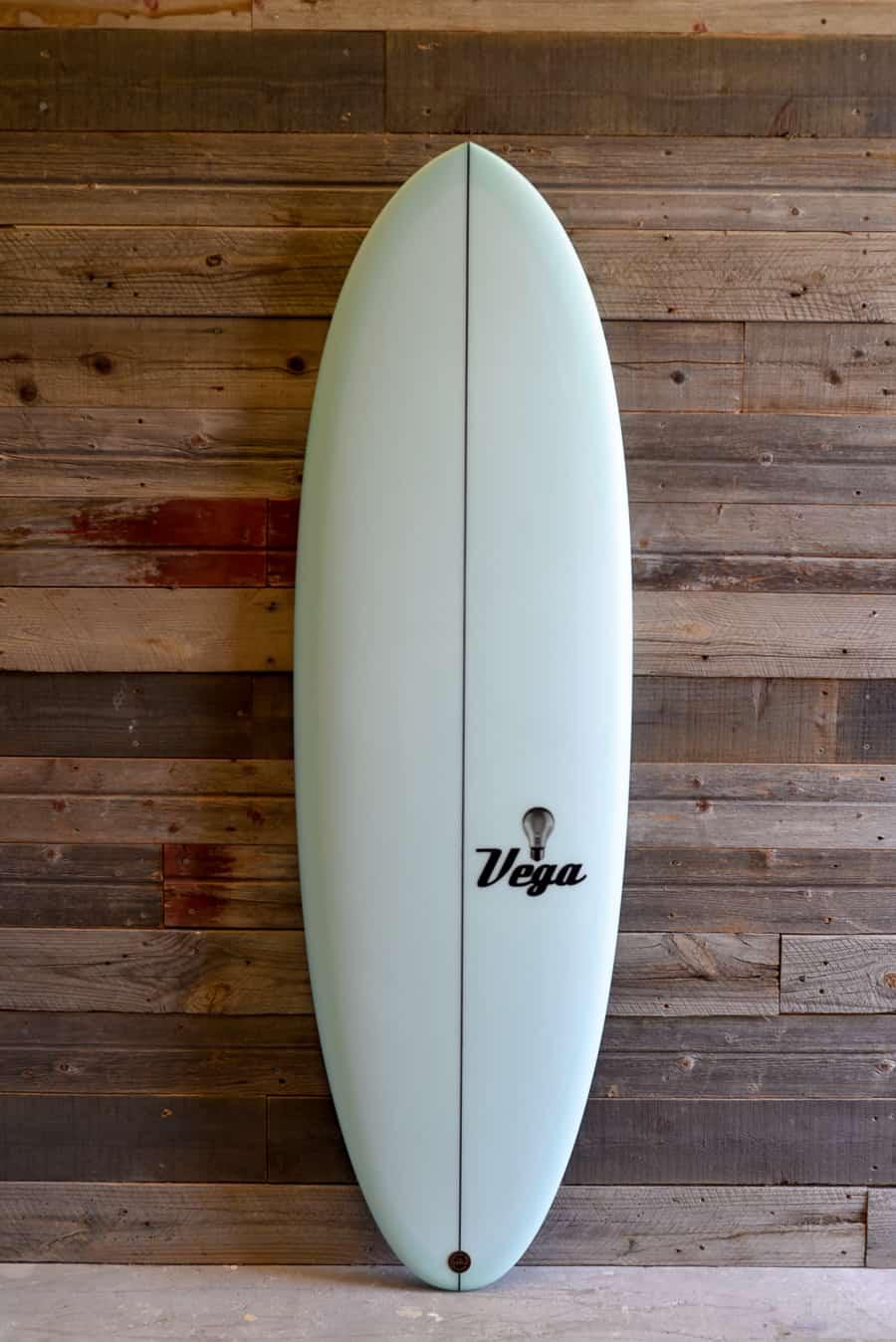 surfboard quiver fried egg vega surfboards