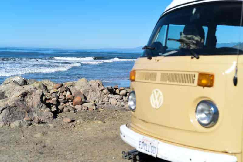 Best beach camping in California / Emma Wood