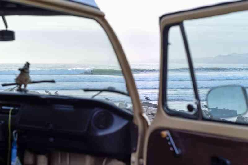 Best beach camping in California / Morro Bay State Park