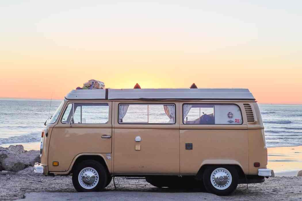 Epic VW Bus and Vanagon Rental in California / Vintage Surfari Wagons