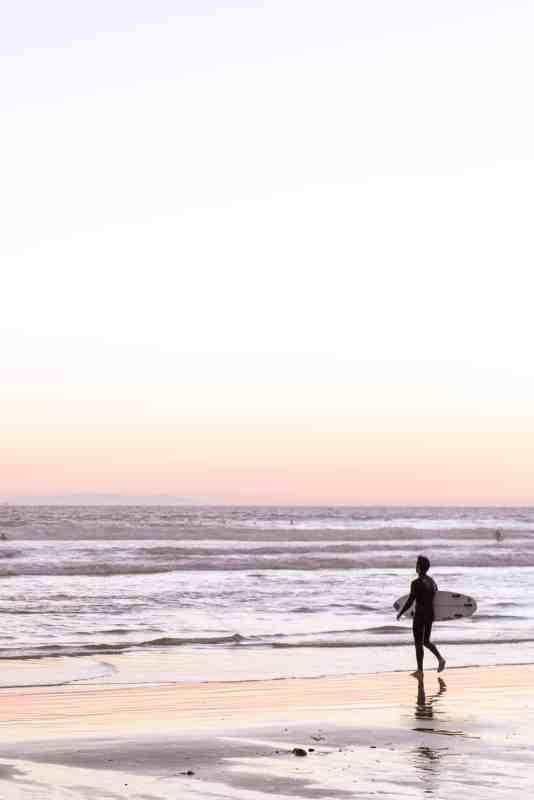 Pacific Coast Highway Surf Trip / Huntington Beach surf