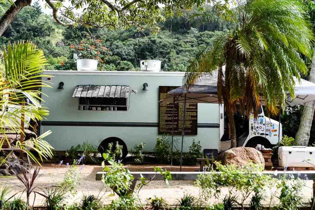 Elephant Thai Truck / North Shore, Oahu