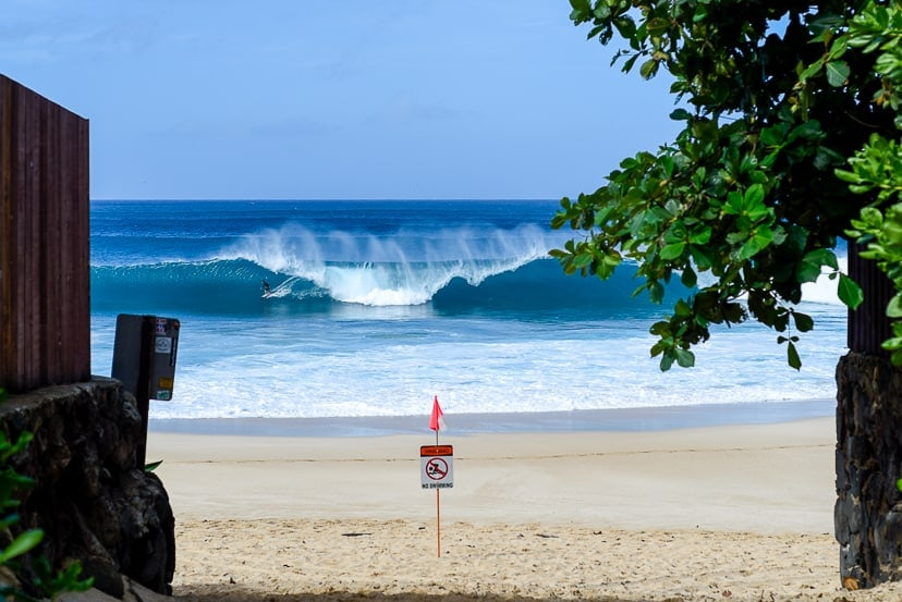 North Shore Oahu / Backdoor
