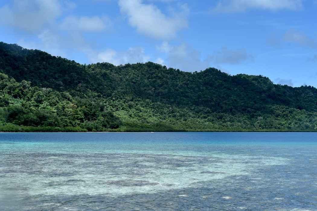 fiji island hopping Fiji islands Qamea island