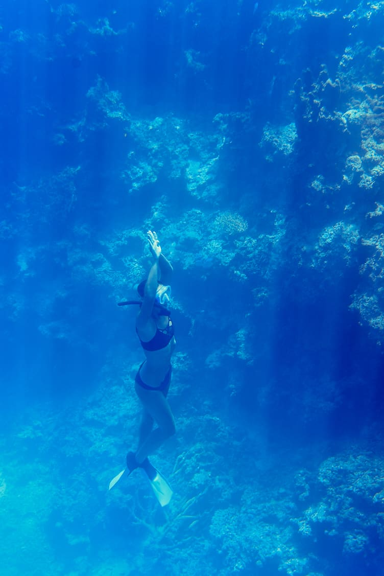 Fiji islands Qamea island freediving fiji
