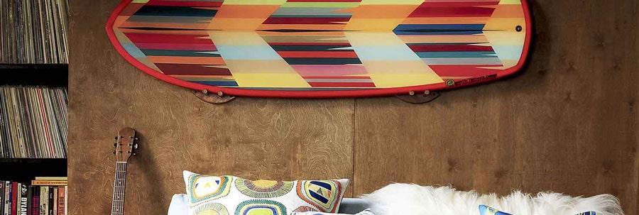 surfboard racks single surfboard wall mount