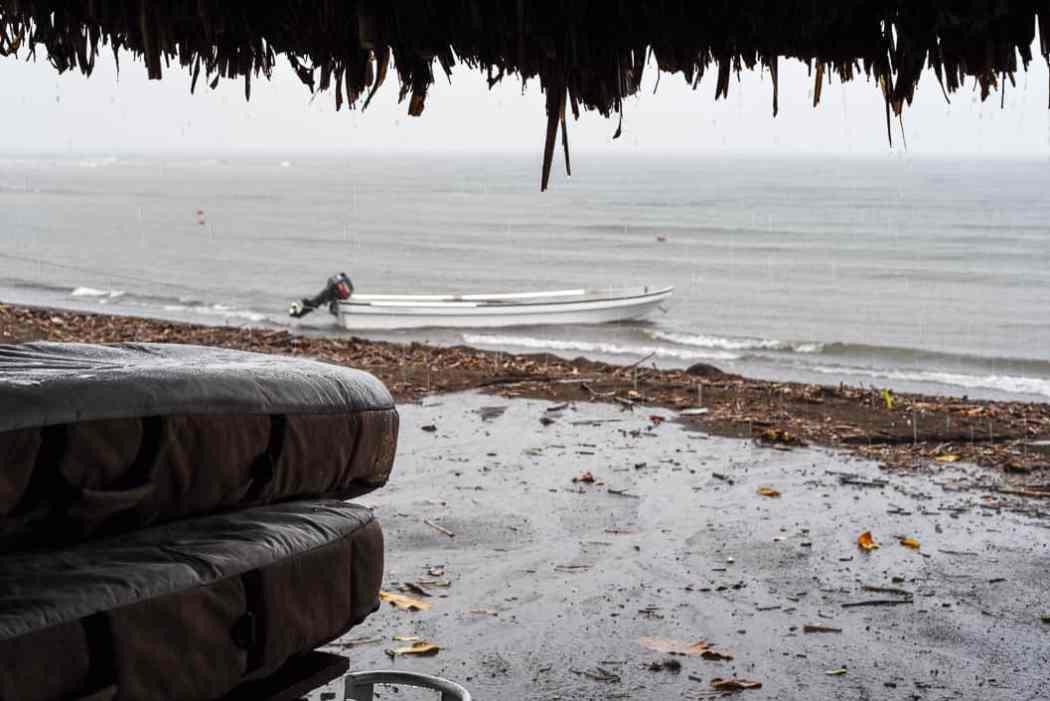 taveuni fiji rain