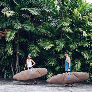 Gifts For Surfers / surfboard bag