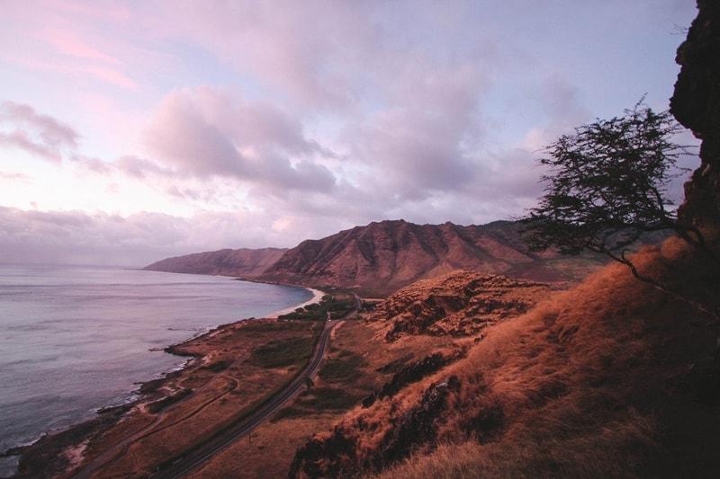 Oahu Hawaii Leeward Coast
