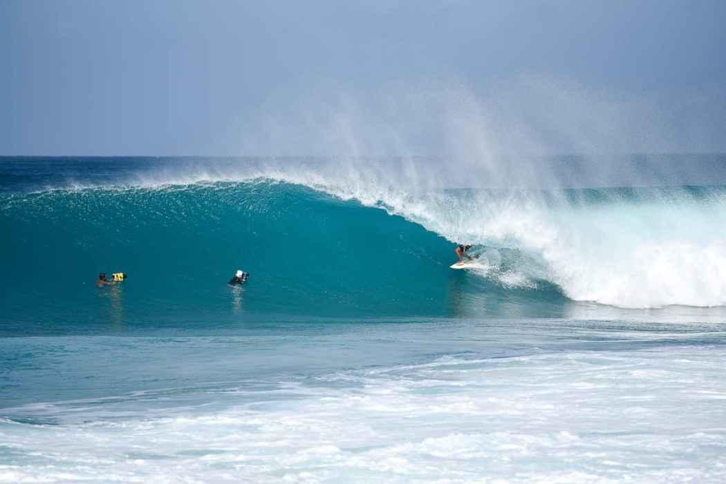 Oahu Hawaii waves / North Shore surf